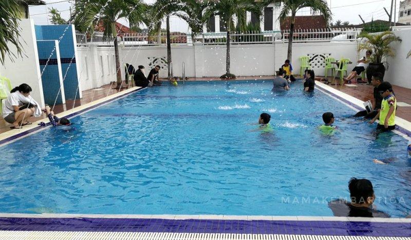 Casa Bonita Hotel Melaka Swimming Pool