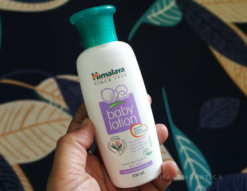 Himalaya Baby Lotion Review