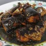 Masak Ikan Saba Mackerel Goreng Kicap Je Lah Senang!