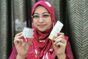 Review Hansaegee Nature Aqua Whitening Cream