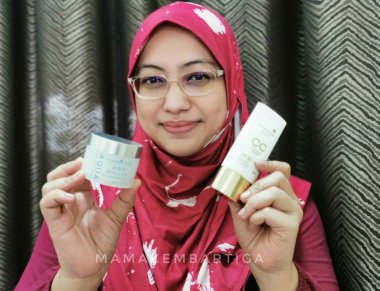 Review Hansaegee Nature Aqua Whitening Cream