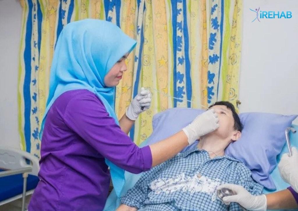 iRehab Pusat Pemulihan Fisioterapi & Rehabilitasi Strok