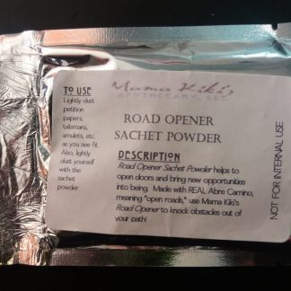 Road Opener Sachet Powder