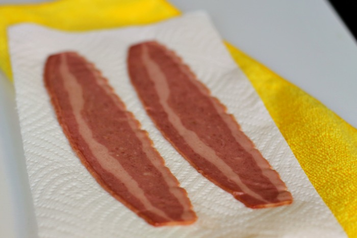 how to make turkey bacon in the