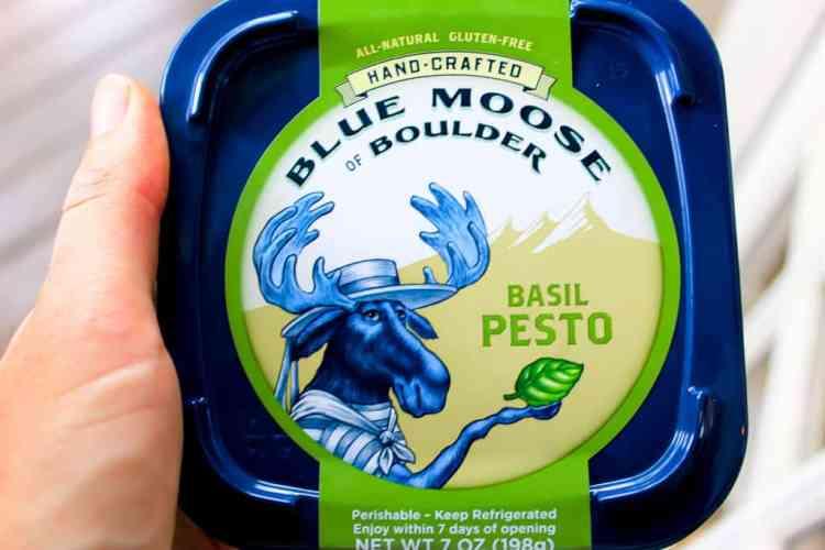 Blue Moose Basil Pesto