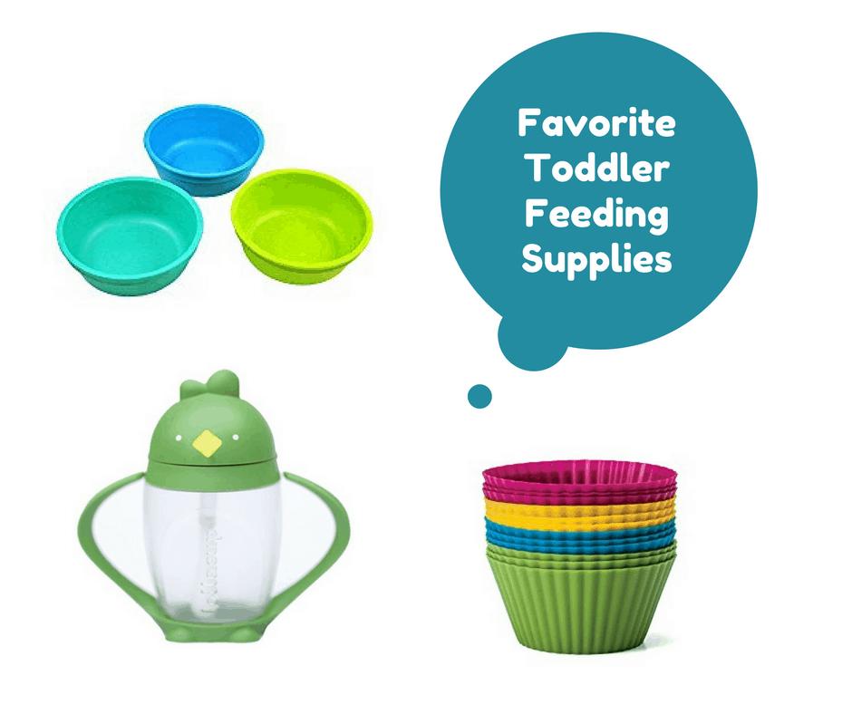 Favorite Toddler Feeding Supplies | mamaknowsnutrition.com