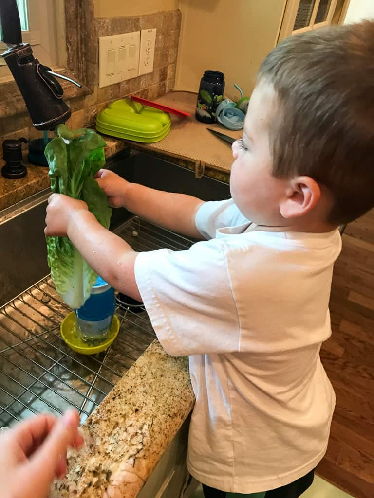 Toddler Help in Kitchen (4 of 13)