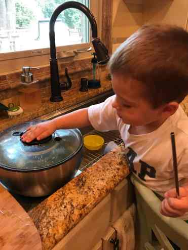 Toddler Help in Kitchen (5 of 13)