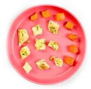 Get your kid to eat veggies