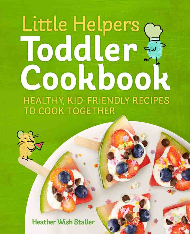 Little Helpers Toddler Cookbook