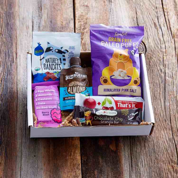 Healthy preschool snacks you can buy online | mamaknowsnutrition.com