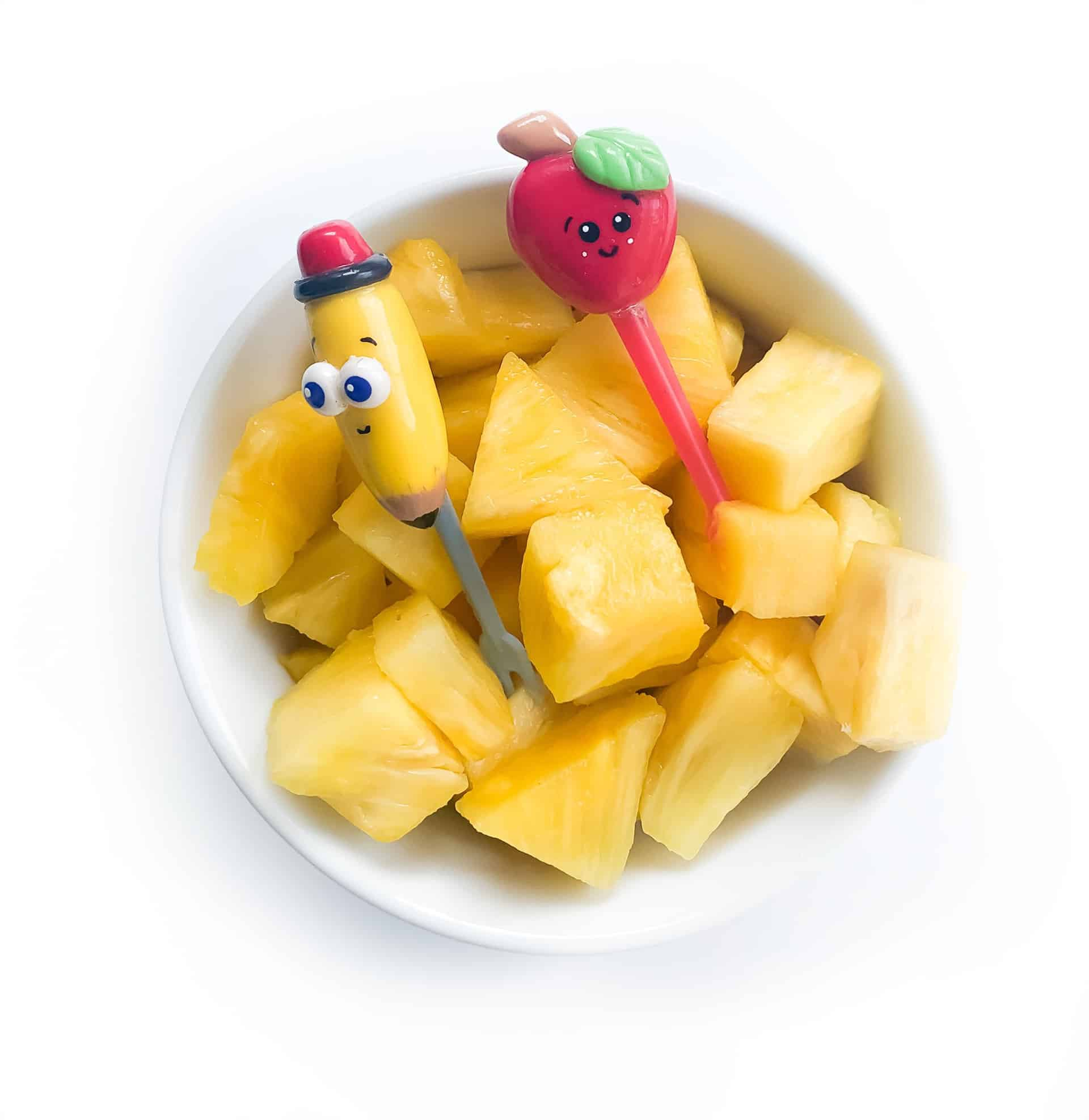 Healthy Team Snacks For Preschoolers