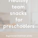 healthy team snacks pinterest