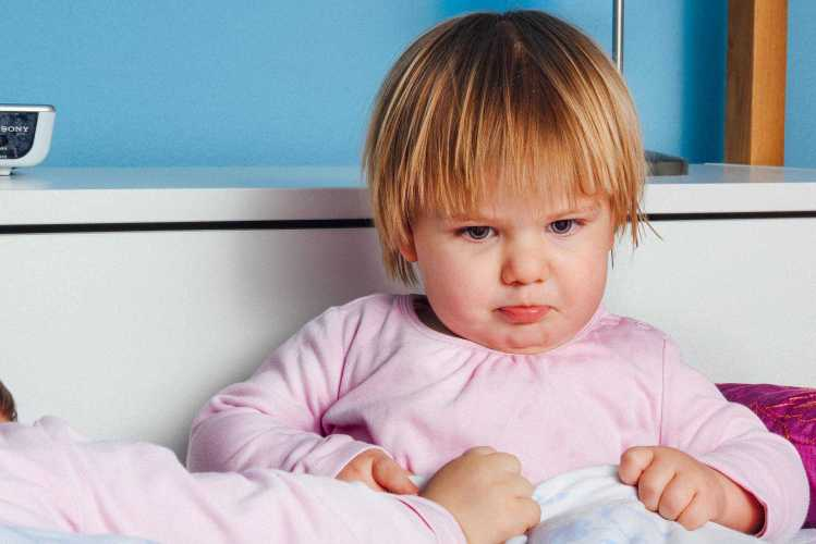 What To Do When Your Toddler Won't Eat
