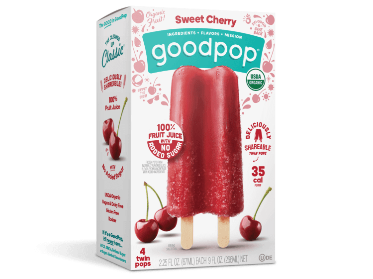 healthy popsicles from the grocery store
