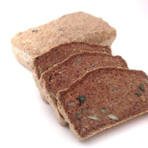 Pan de Semillas sin levadura, sin gluten, sin harina, sin azúcar