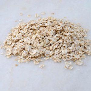 Copos de avena sin gluten