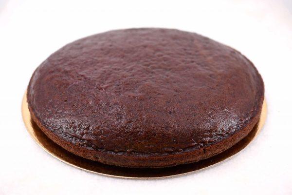 Base tarta sabor cacao
