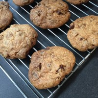 Mamabakt: Chocolate Chip Cookies!