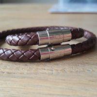 Vader & Zoon armband