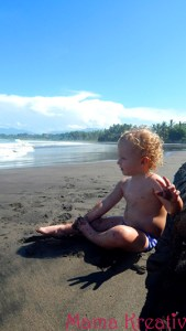 Bali mit Kleinkind: am Ende der Welt
