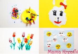 Malen für Ostern