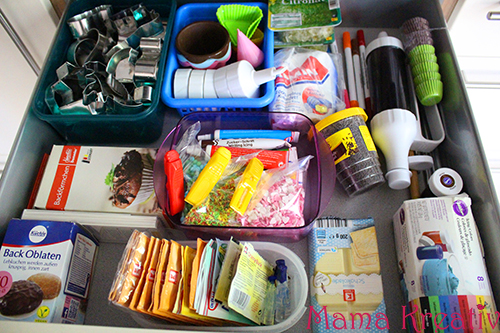 Ordnung in der Küche schaffen - Küche ausmisten, organisieren und aufräumen - Kühlschrank organisieren