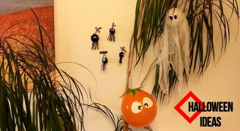 halloween deko selber machen