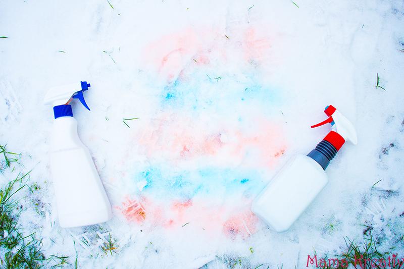 Spiele im Winter für Kinder mit Schnee und Eis draußen