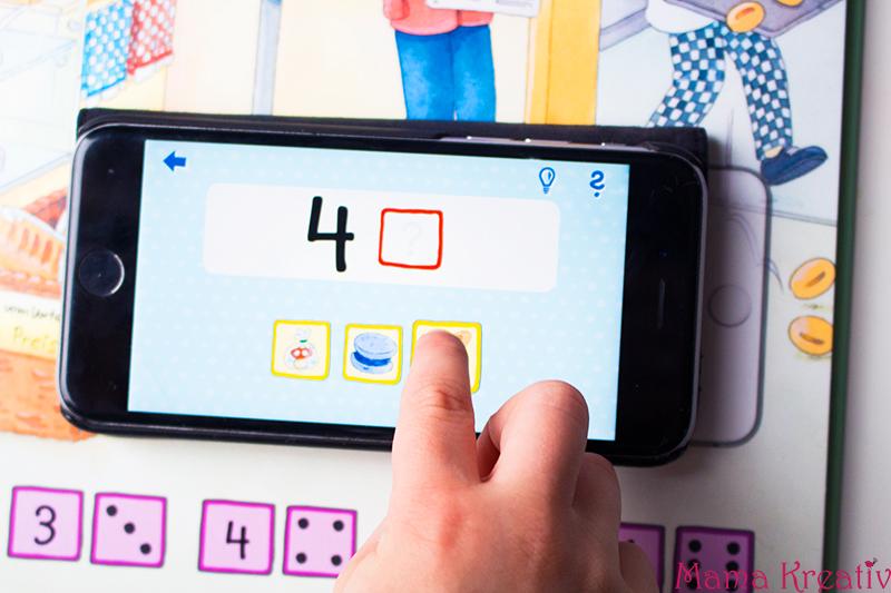 Buchstaben und Zahlen mit Kindern lernen buch bücher app carlsen clever (18)