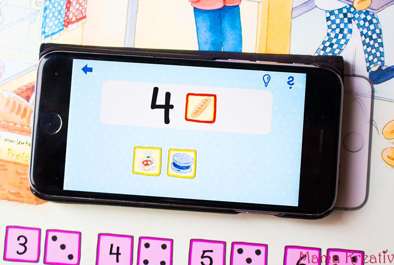 Buchstaben und Zahlen mit Kindern lernen buch bücher app carlsen clever (19)