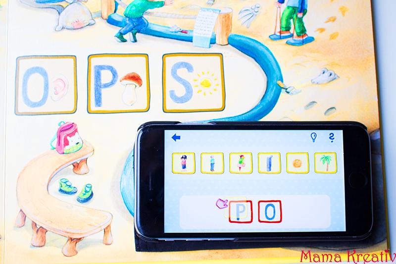 Buchstaben und Zahlen mit Kindern lernen buch bücher app carlsen clever (41)