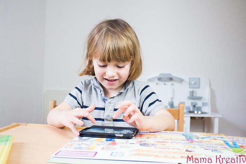Buchstaben und Zahlen mit Kindern lernen buch bücher app carlsen clever (47)