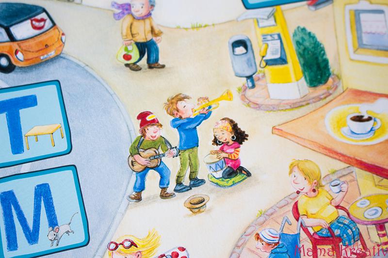 Buchstaben und Zahlen mit Kindern lernen buch bücher app carlsen clever (57)