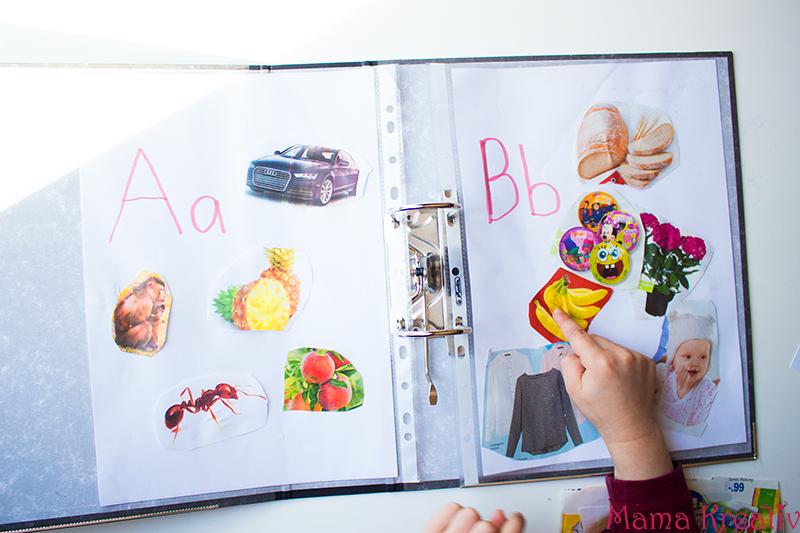 Buchstaben und Zahlen mit Kindern spielerisch lernen