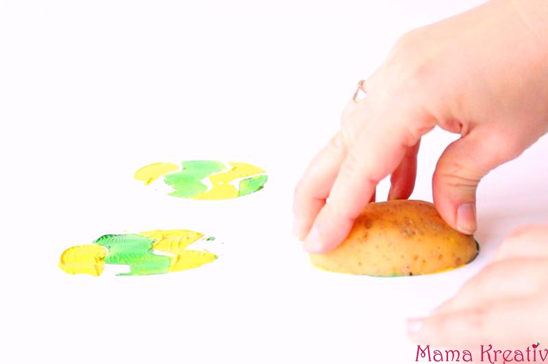 Malen im Frühling mit Kindern (10)
