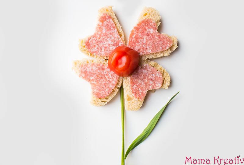 Lunchbox Ideen Kinder Frühling Snacks für Kinder (1)