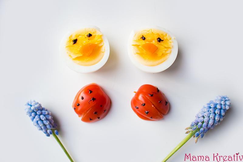 Lunchbox Ideen Kinder Frühling Snacks für Kinder (14)