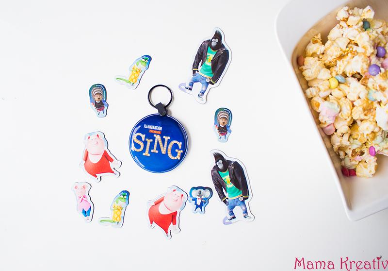 sing film vorstellung verlosung sing basteln sing crafts (2)