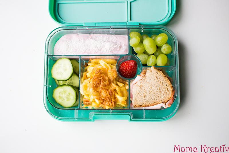 Lunchbox Ideen Schulbrote Brotdose für Kinder Kindergarten Schule Yumbox (5)