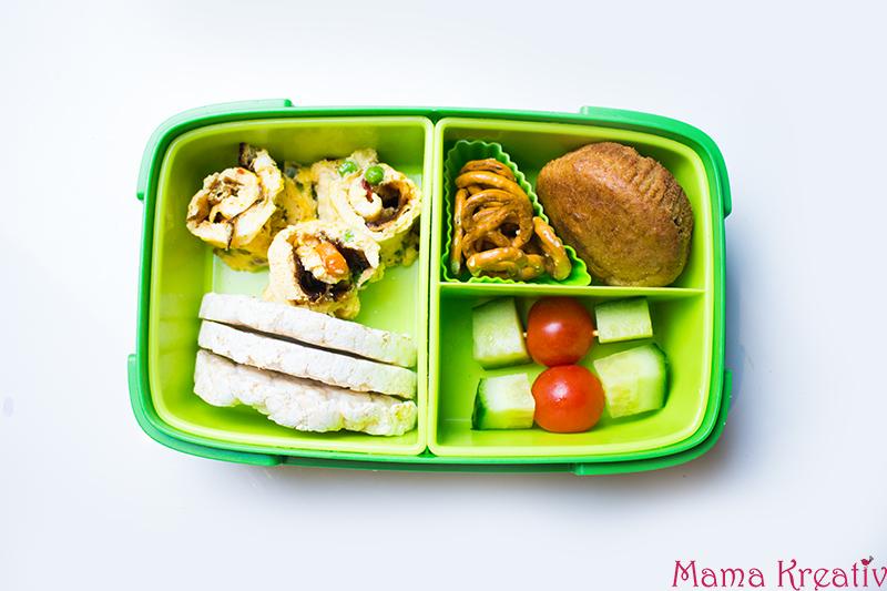 Lunchbox Ideen Schulbrote Brotdose für Kinder Kindergarten Schule Yumbox (8)