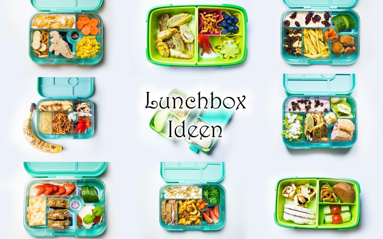 Lunchbox Ideen für Kinder Kindergarten Lunchbox kinder und Erwachsene