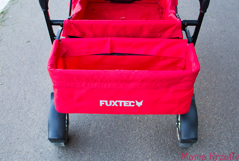 FUXTEC Bollerwagen mit Sonnendach Test Erfahrung Erfahrungsbericht (32)