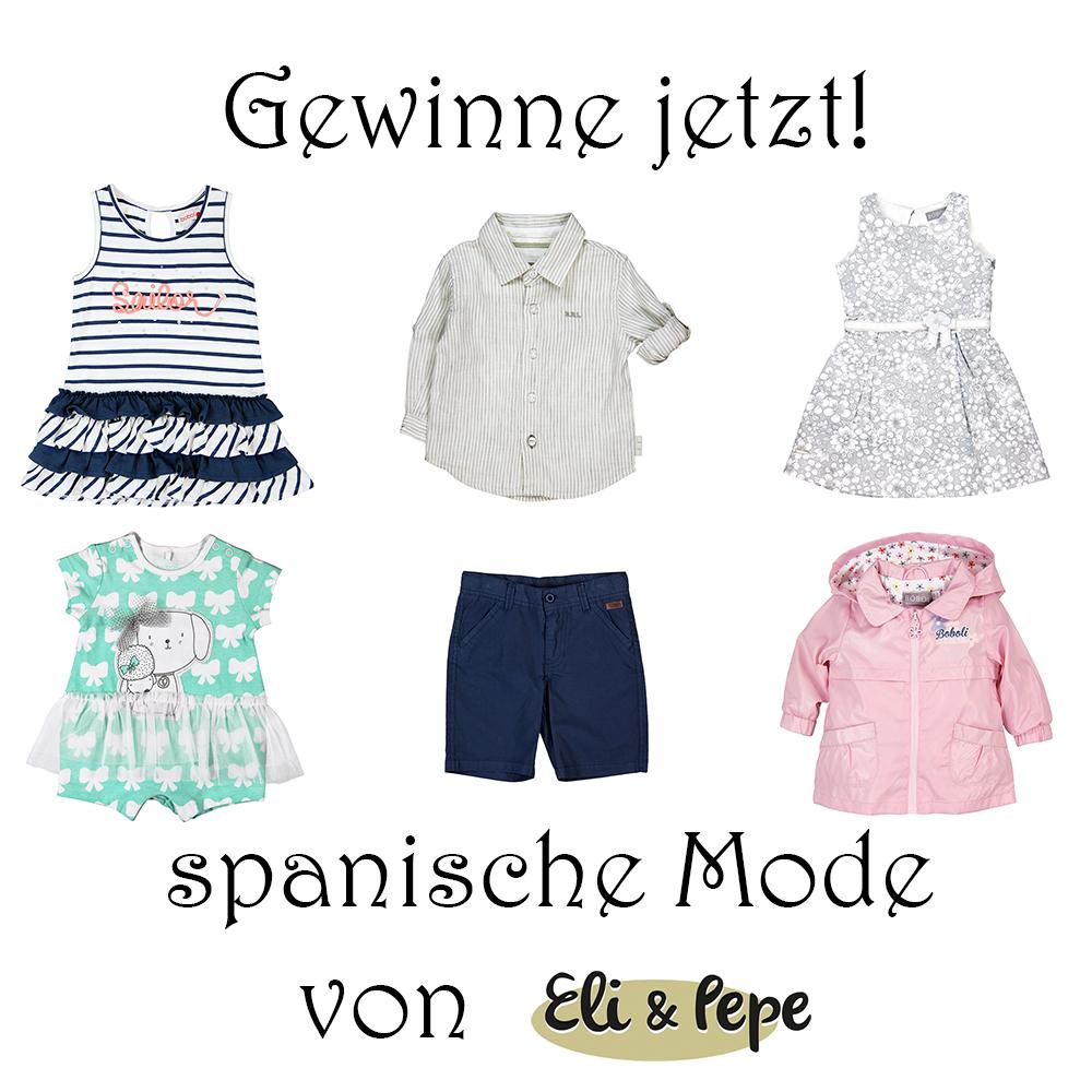 Eli Pepe Kindermode aus Spanien Verlosung Bild