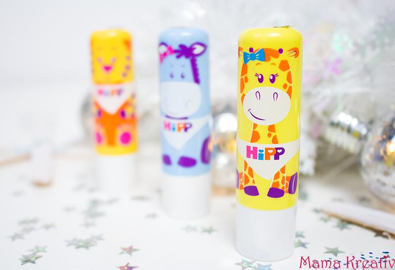 Wintermärchen und HiPP Babysanft Bio Lippen-Pflegestift — Mama Kreativ