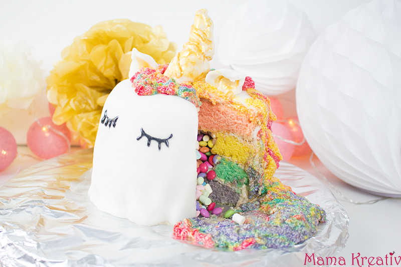 6 ideen zum malen mit blumen video mama kreativ - Kuchen ideen selber machen ...