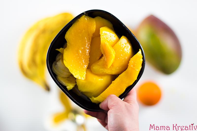smoothies für kinder selber machen rezepte einfach gesund kochen