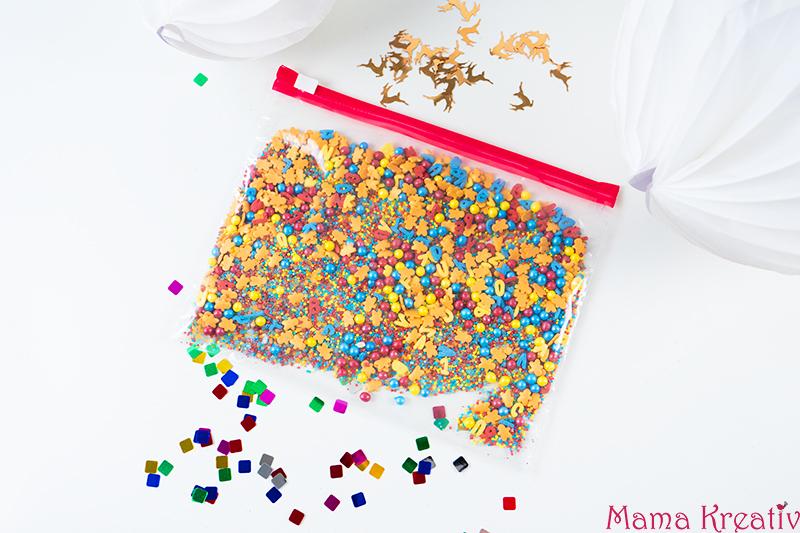 Wie beschäftige ich mein Baby - Sensory Bags selber machen - Sensorik Beutel für Baby Beschäftigung