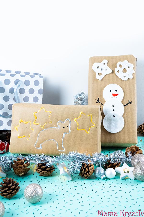 Weihnachtsgeschenke Ideen Günstig.Weihnachtsgeschenke Verpacken 6 Tolle Ideen Mama Kreativ