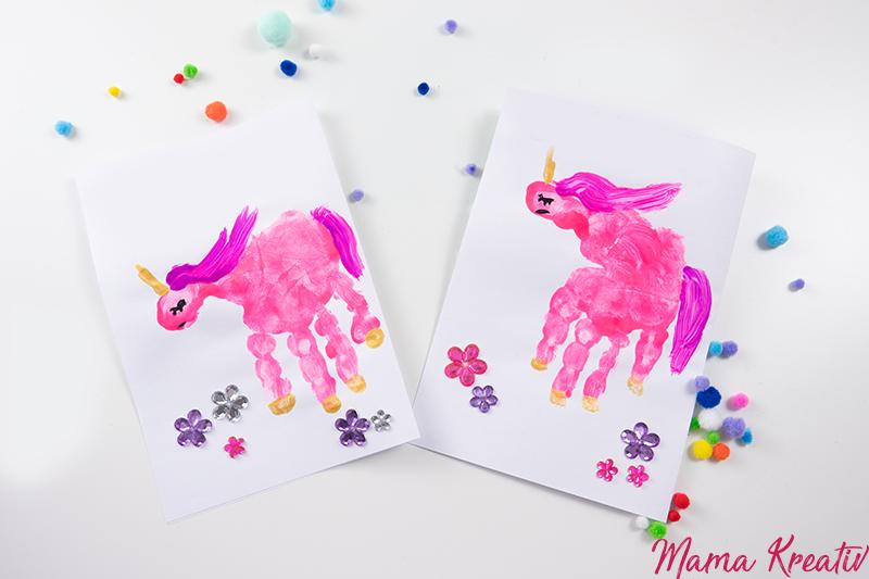 Einhorn Geburtstag 6 Ideen Und Rezepte Mama Kreativ